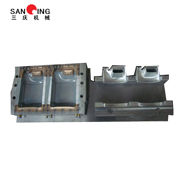 3L Advanced mould for blow molding machine