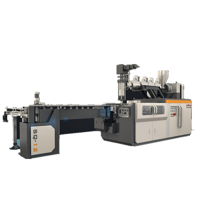 High Speed Rotary Blow Molding Machine (3)_副本